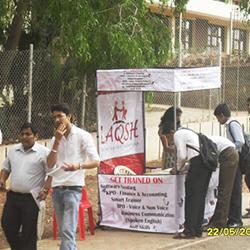 Laqsh-Wipro Job Drive @ Dharwad